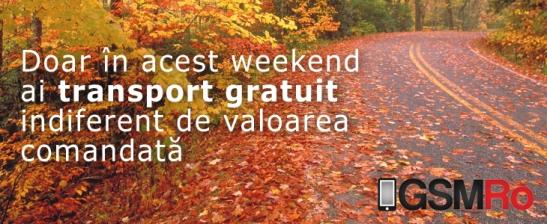 Promotie weekend GSMRoShop
