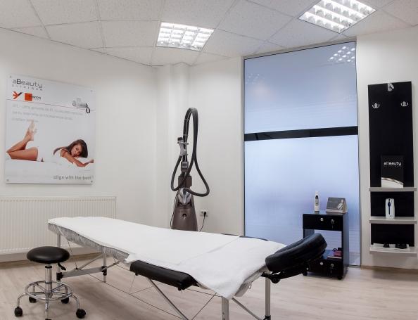 Sala tratamente anticelulita cu VelasSmooth Pro
